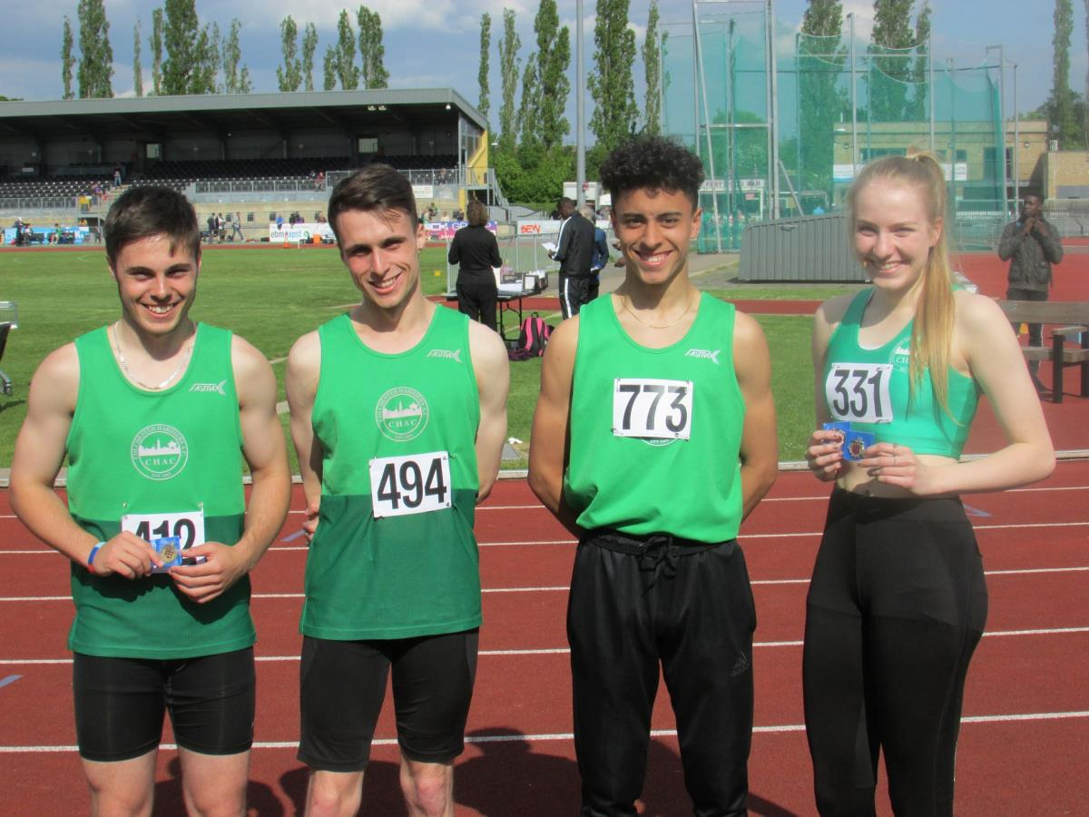 Essex Track and Field Championships 2016 | Colchester Harriers